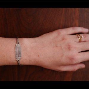 Jewelry - Vintage Forstner Silver Bracelet